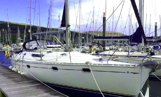 Cruising Monohull Rental In Scotland