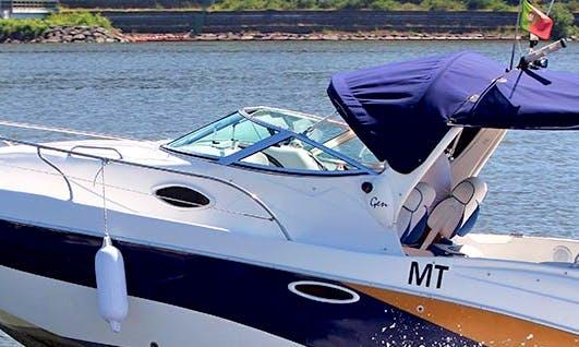 Charter 22' Motto Gen ll Motor Yacht in Foz do Sousa, Portugal