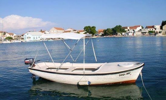 Rent 16' Pasara Dinghy In Dubrovnik, Croatia