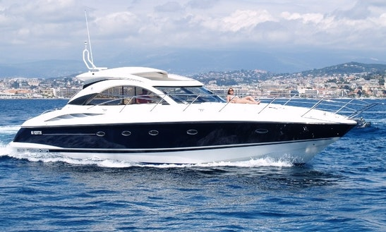 Charter 50' Sunseeker Camaraque Power Mega Yacht In Dubrovnik, Croatia