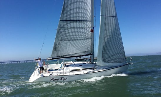 40 Ft Racer/cruiser C&c 121 Sailboat In  Emeryville, Ca