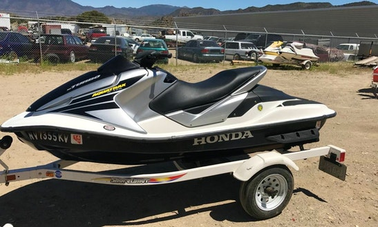 2 Person Jet Ski For Rent In Pleasant Hill, California