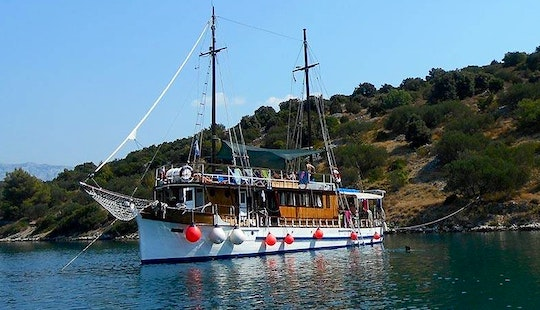 Authentic Gulet Rental With Fuel & Crew Included