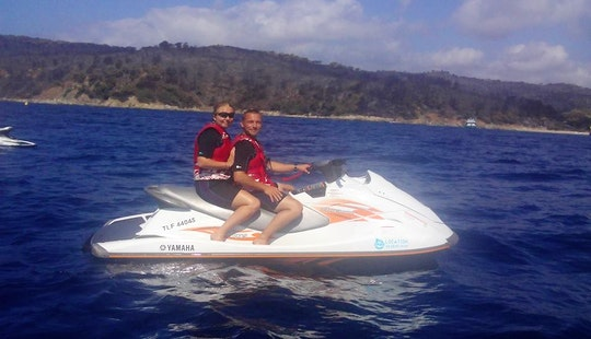 Jet Ski Rental Options In Cavalaire-sur-mer, France