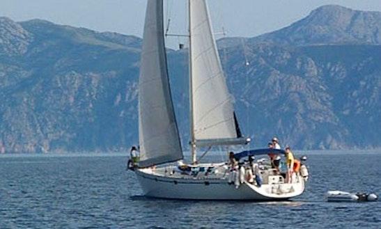Charter 45' Gib Sea 472 Cruising Monohull In Santa Maria Di Lota, France