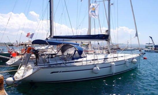 Charter 45' Bavaria 44 Cruising Monohull In Santa Maria Di Lota, France