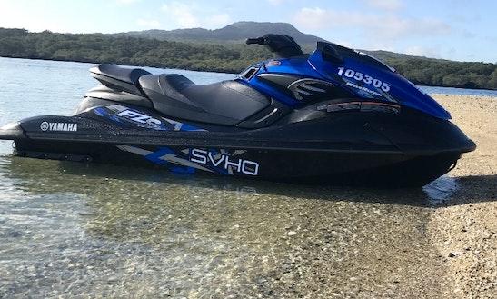 Amazing Yamaha Gp1800 Jet Ski Rental In Auckland, New Zealand