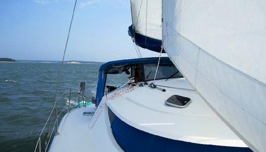 Crewed Catamaran Charter In The Hamptons, New York