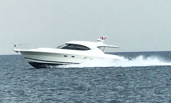 Motor Yacht For Rent In Grosse Pointe Shores