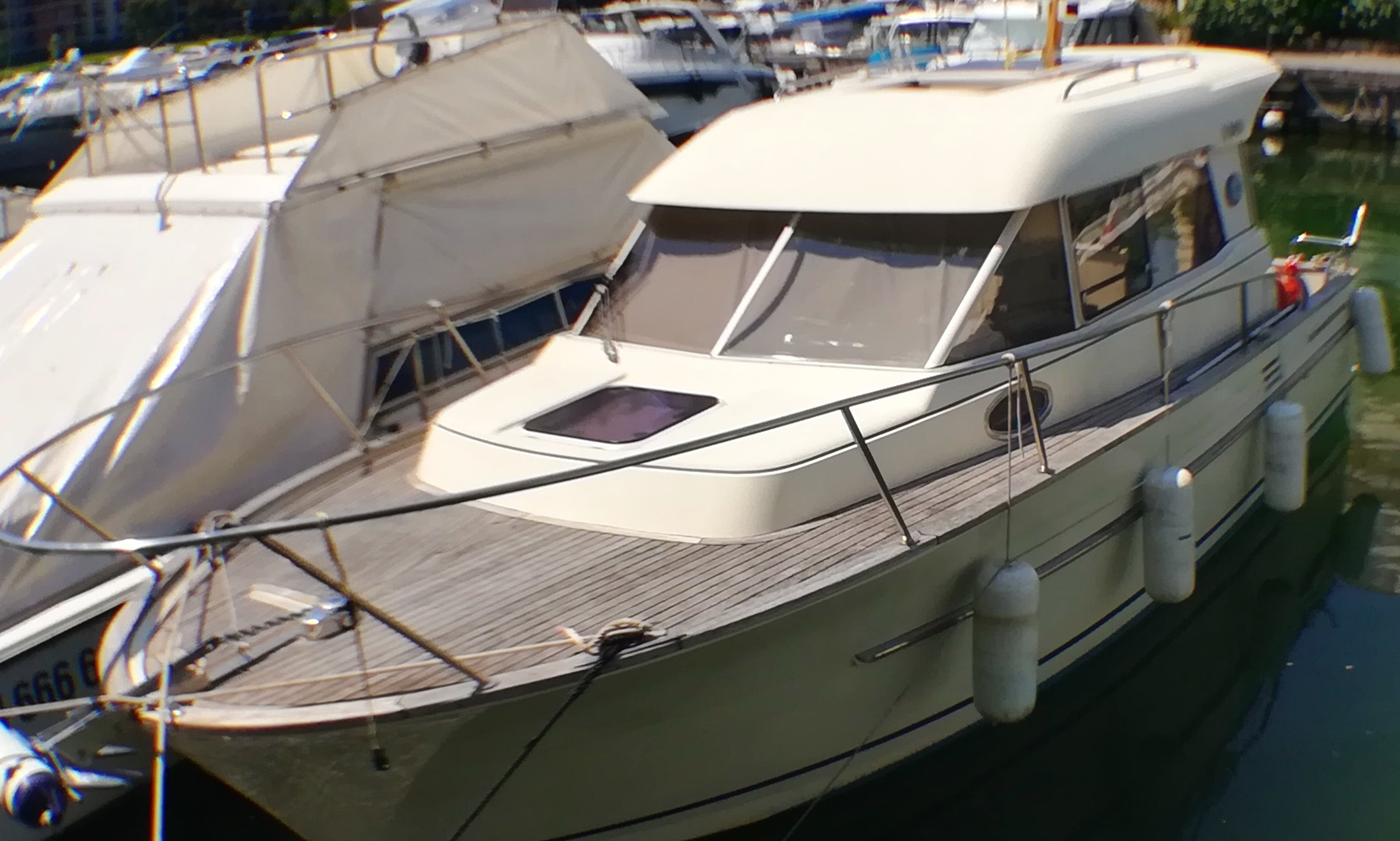 Inboard Propulsion rental in Cannes Mandelieu-la-Napoule