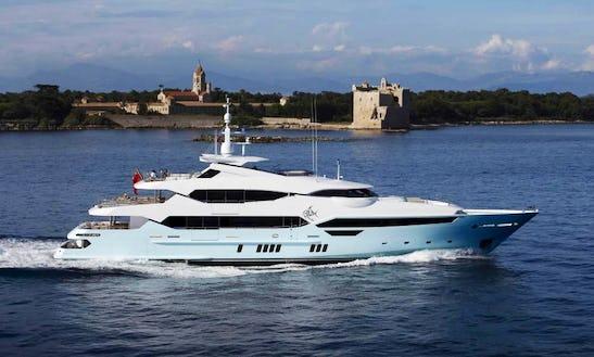 Charter 154' Sunseeker Power Mega Yacht In Muğla, Turkey