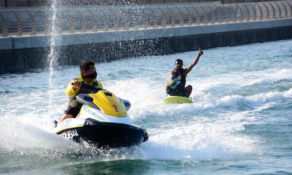 Experience Dubai, UAE with this Jet Ski Rental