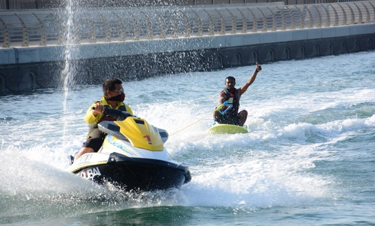 Experience Dubai, Uae With This Jet Ski Rental
