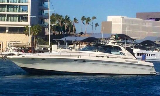 Motor Yacht Rental In Baja California Sur