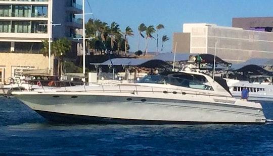 Sea Ray Sunsport 630 Yacht Rental In Baja California Sur
