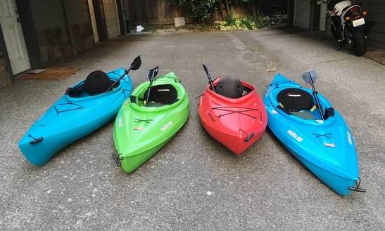 Kayak Rental In Seattle