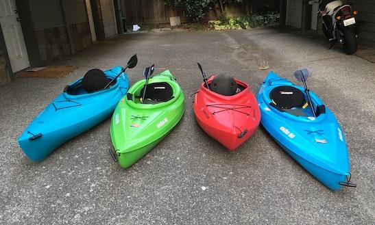 Kayak In Seattle