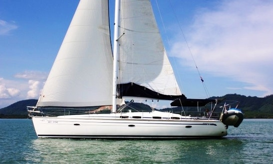 Charter 46' Bavaria Cruising Monohull In Phuket, Thailand