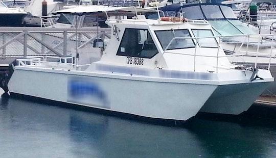 Enjoy Fishing In Mooloolaba, Queensland With Captain Glen
