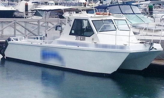 Enjoy Fishing In Mooloolaba, Queensland With Captain Glen