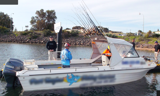 Fishing Trips In Port Hughes