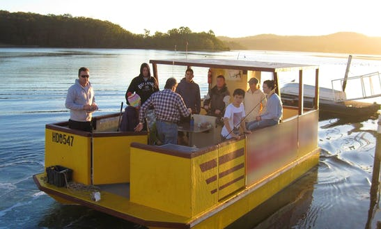 Bbq Boats Hire In Narooma