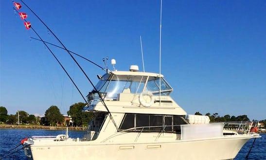 41' Fishing Charter