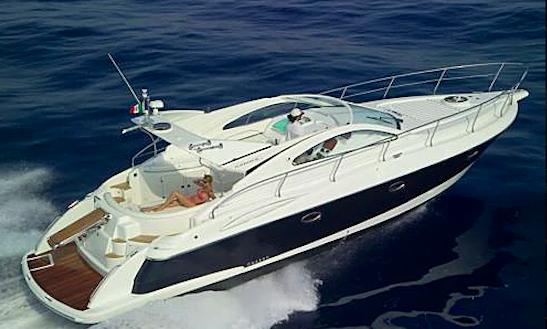 Charter 40' Moa Platinum  Motor Yacht In Saint-tropez, Alpes-côte D'azur