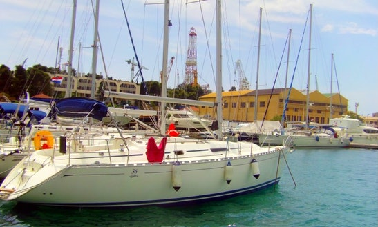 Charter The Dufour 36 Classic Sailing Yacht In Odessa, Ukraine