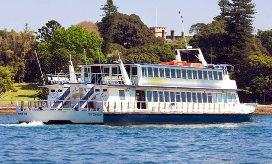 Harbour Cruises On The