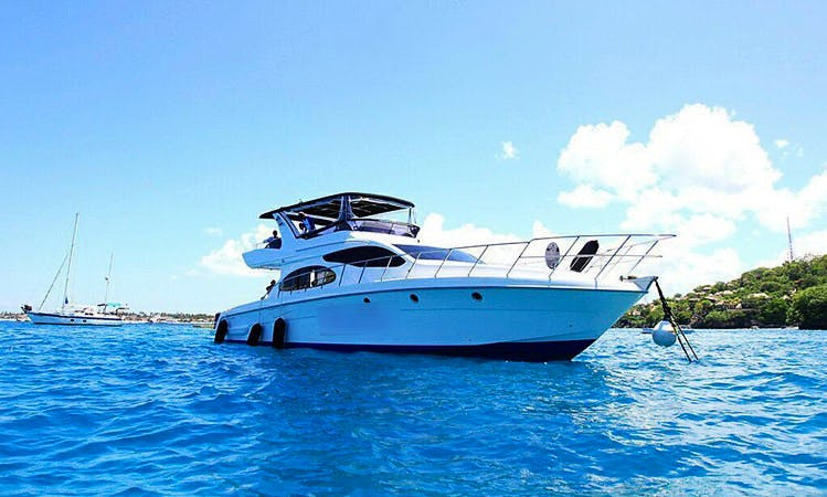 "Experience Bali, Indonesia on 56ft ""Blue Marlin"" Luxury Cruiser"