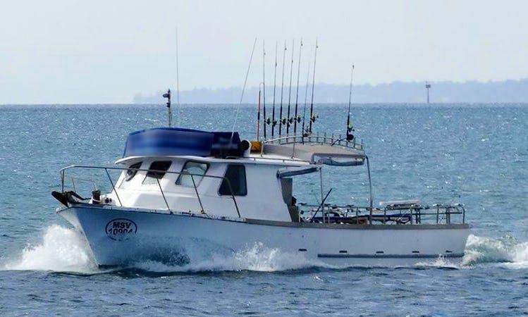 """36ft """"Bo Jangles"""" Boat in Victoria, Australia"""