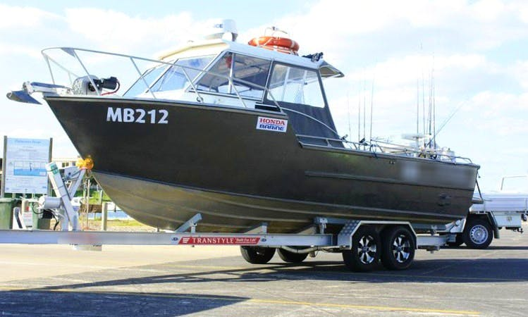 Fishing Charters in Melbourne