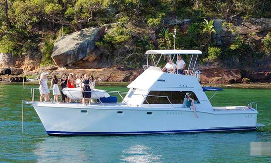 Charter On 43ft
