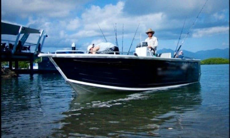 Sport Fishing Specialist in Alice Springs