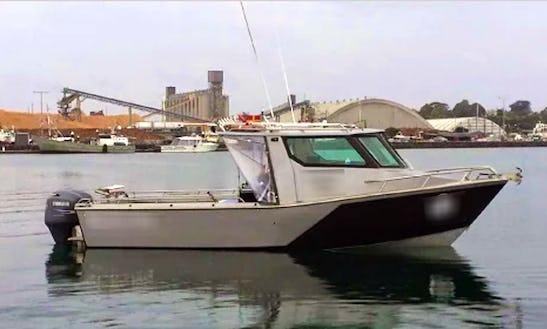 Enjoy Fishing In Queenscliff, Victoria With Captain Chris