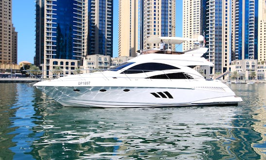 Charter This 50 Integrity Motor Yacht In Dubai