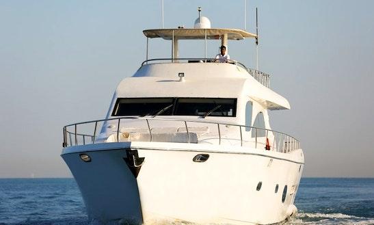 Sailing Mega Yacht Rental In Dubai