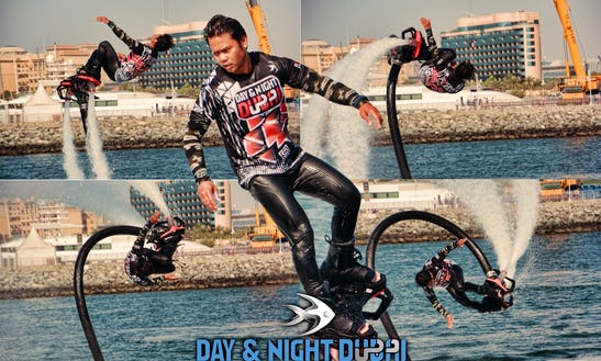 Enjoy 1-hour Flyboarding In Dubai, Uae