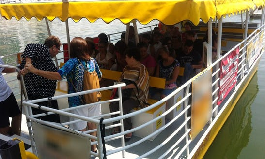 Water Taxi For Rent In Miami
