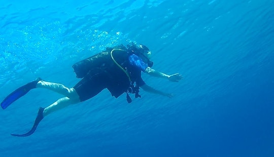 Great Diving Adventure In Antalya, Turkey