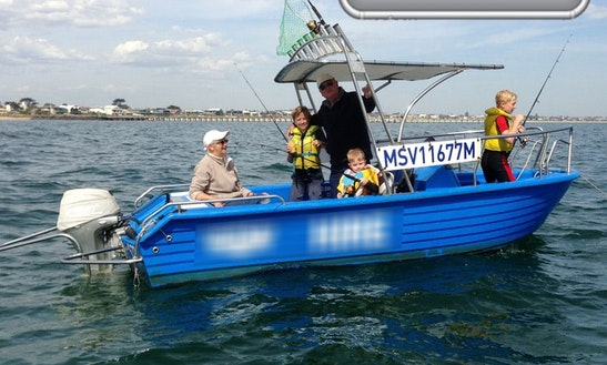 Book On This 20' Bowrider In Mordialloc, Victoria