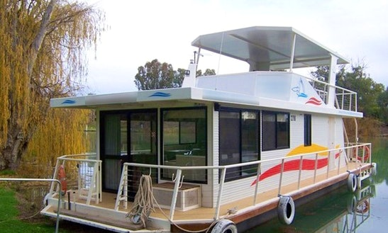 Rent A Murray Darling 1 Houseboat In Wentworth, Australia
