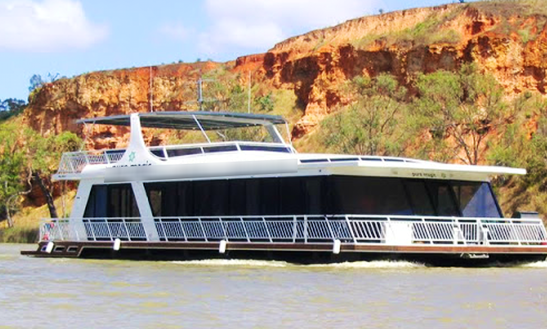 Rent Pure Magic Houseboat In Paringa, Australia