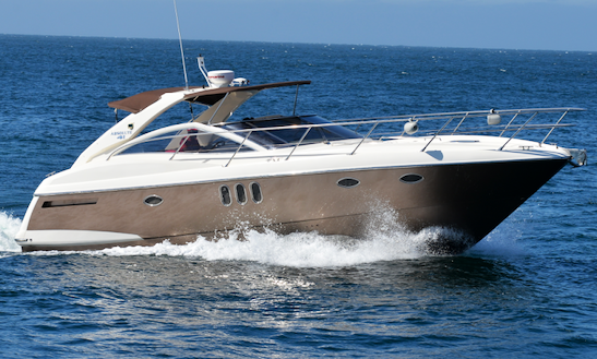 Charter 41' Absolue Motor Yacht In Cabo San Lucas, Mexico - Includes Premium Open Bar And Chef