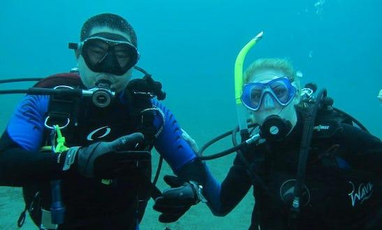 Enjoy Diving In El Nido, Philippines