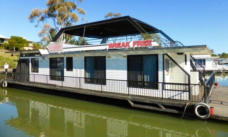 Houseboat Hire in Murray Bridge