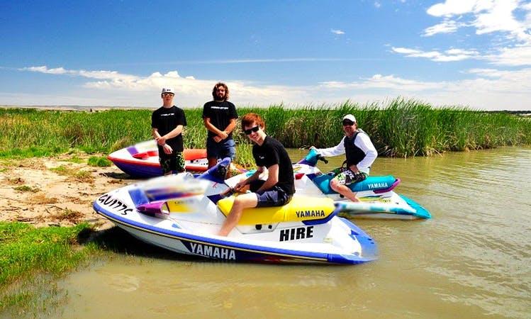 Jet Ski 1100cc Hire in Goolwa South