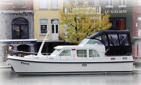 Charter 34' Orca Linssen Grand Sturdy 60.33 Ac Motor Yacht In Saarlouis, Saarland