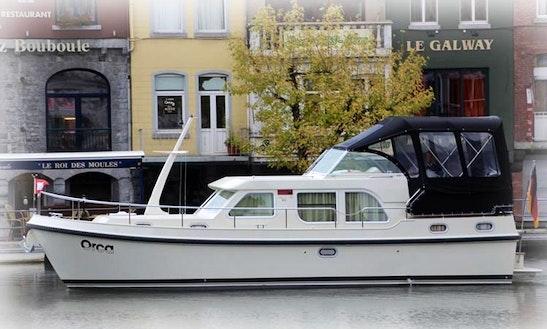 Charter 34' Orca Linssen Grand Sturdy 60.33 Ac Motor Yacht In Saarlouis, Saarland
